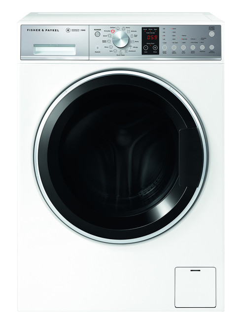 Fisher & Paykel 12kg Front Loading Washing Machine