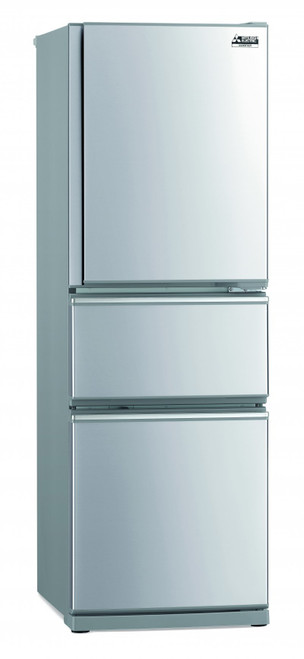 Mitsubishi 306L Connisseur Two Drawer Refrigerator