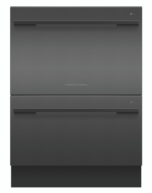 Fisher & Paykel Double Dishdrawer - Black