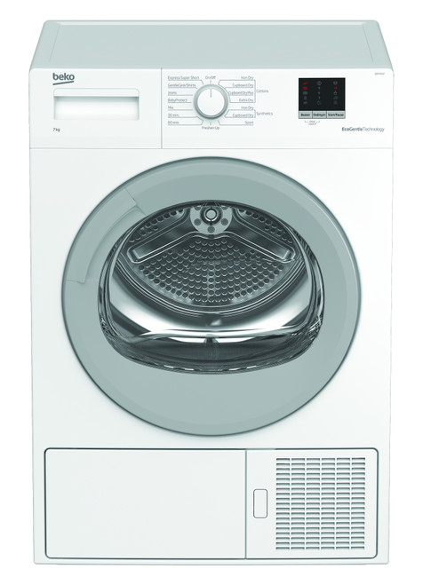 Beko 7kg Sensor Heat Pump Dryer