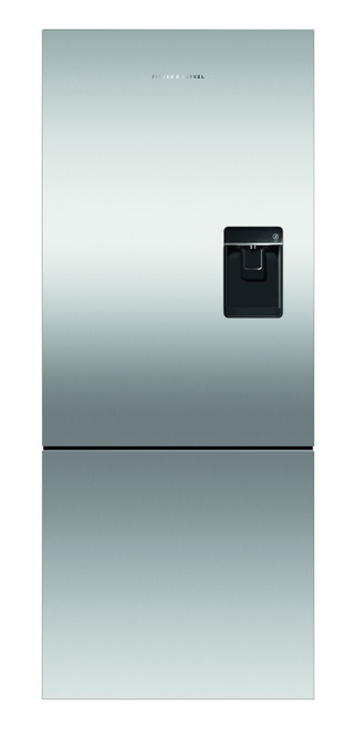 Fisher & Paykel 442L Ice & Water Bottom Mount Refrigerator- RF442BRPUX6