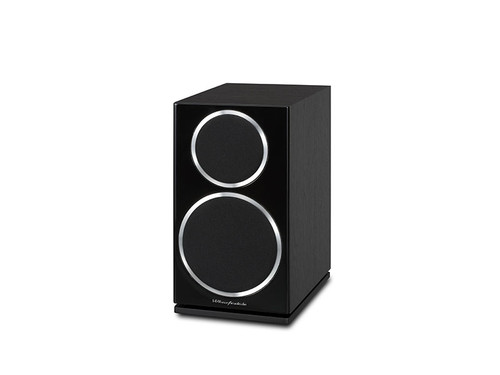 Wharfedale Diamond 220 Bookshelf Speaker (Black)