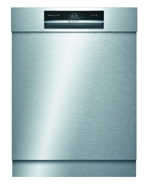 Bosch Built-Under Stainless Steel Dishwasher - Serie 8