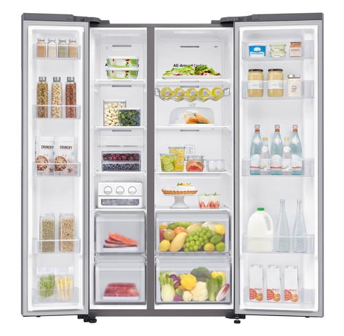 Samsung 696L Side By Side Fridge Freezer