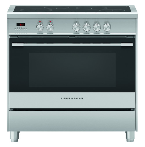 Fisher & Paykel Freestanding Oven with Induction Cooktop-1579503123