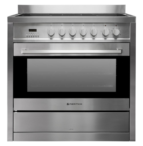 Parmco Freestanding Oven with Ceramic Cooktop-1579503432
