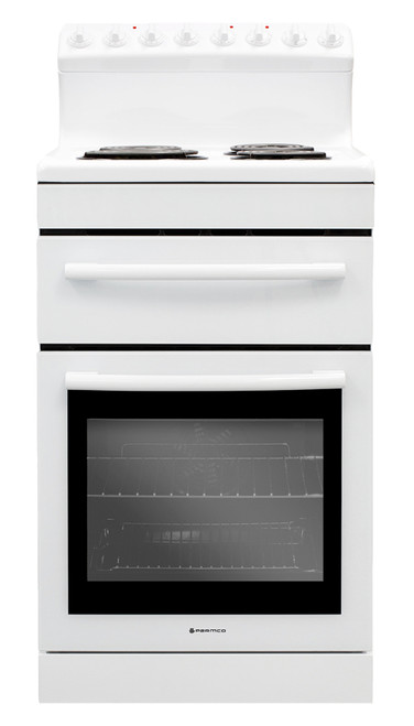 Parmco Freestanding Oven with Electric Cooktop