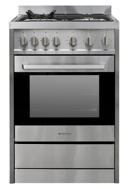 Parmco Freestanding Oven with Gas Cooktop - FS600GASGAS
