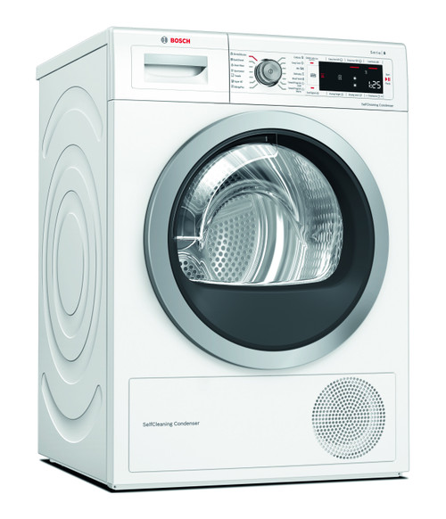 Bosch 9kg Heat Pump Dryer- WTW87564AU