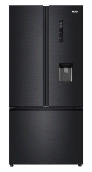 Haier 514L Black French Door Refrigerator