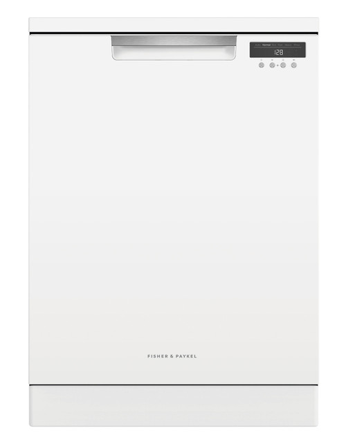 Fisher & Paykel White Freestanding Dishwasher