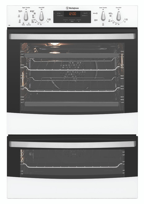 Westinghouse Built-In Multifunction Duo Oven - WVE626W
