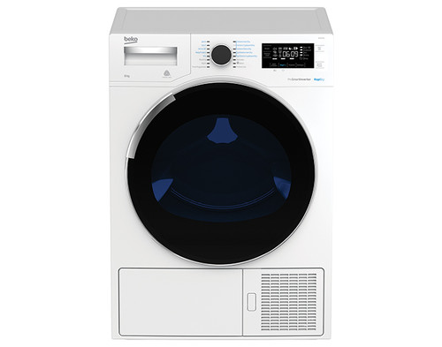 Beko 8kg Sensor Heat Pump Dryer BDP83HW