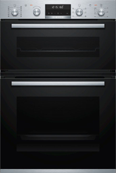 Bosch Built-In Double Oven MBG5787S0A