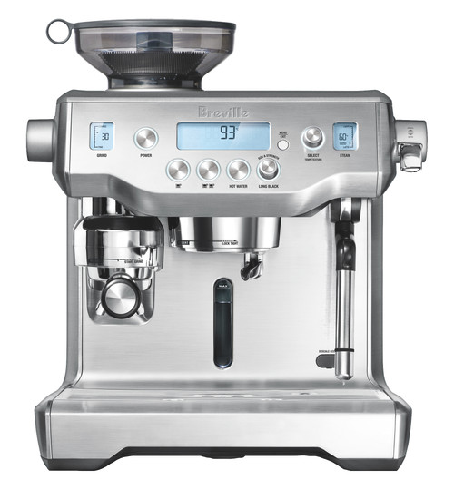 Breville The Oracle Espresso Machine Stainless Steel