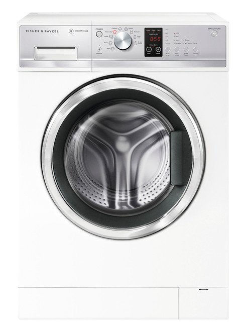 Fisher & Paykel 9kg Front Load Washing Machine