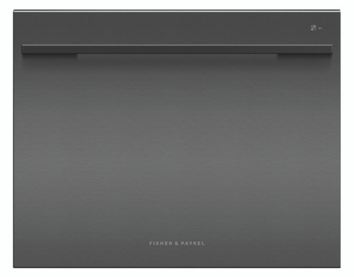 Fisher & Paykel Tall Single Dishdrawer - Black