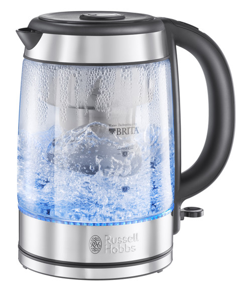 Russell Hobbs Brita Glass Kettle