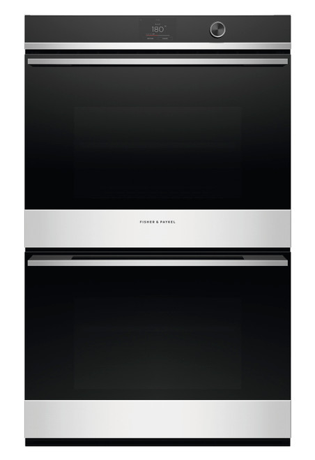 Fisher & Paykel Built-In Pyrolytic Double Oven