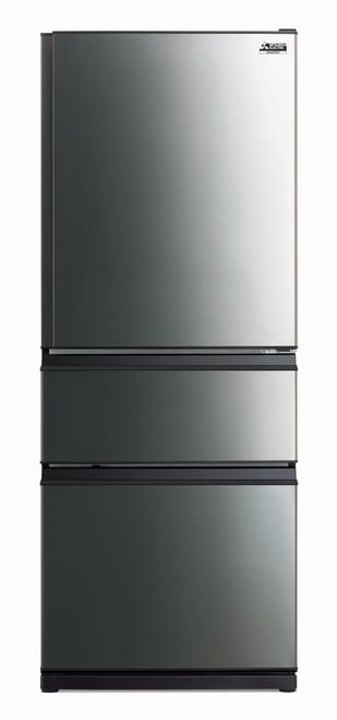 Mitsubishi Electric 492L Bottom Mount Refrigerator