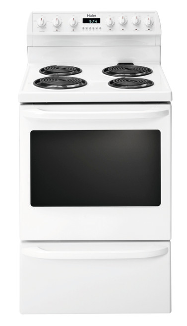 Haier Freestanding Range With Electric Cooktop