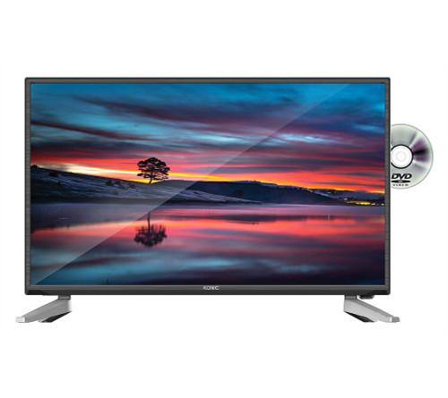 "Konic 32"" HD LED TV Dual Tuner"