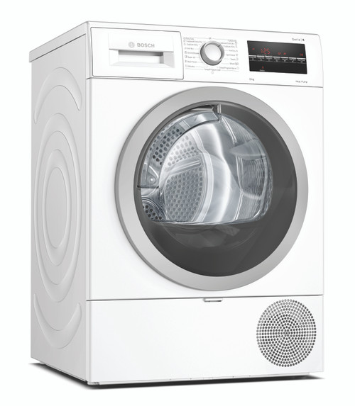 Bosch 8kg Heat Pump Dryer - In stock now