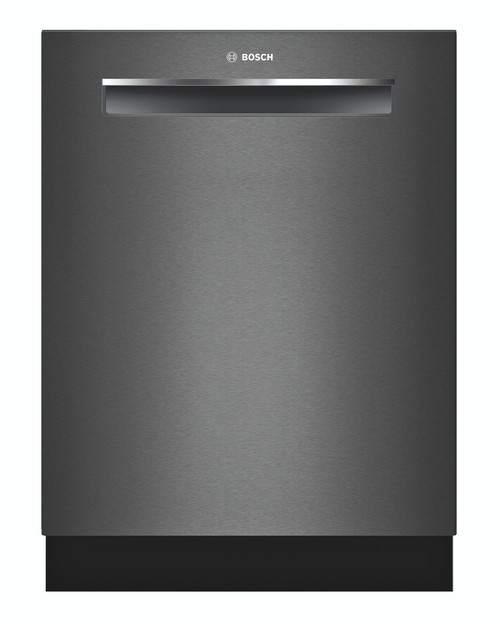 Bosch Black Inox Built in Dishwasher - SMP66MX03A