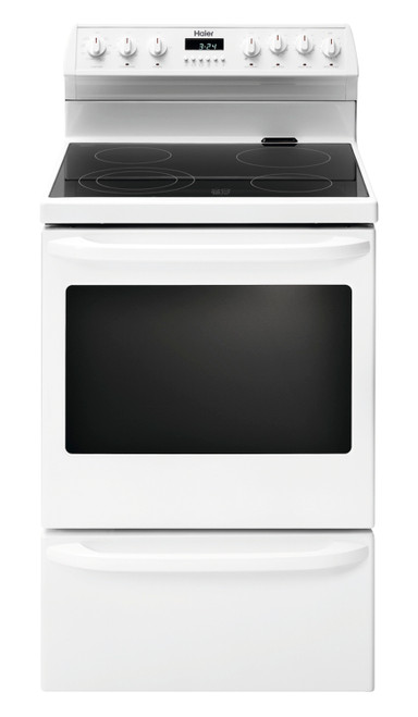 Haier Freestanding Range With Ceramic Cooktop