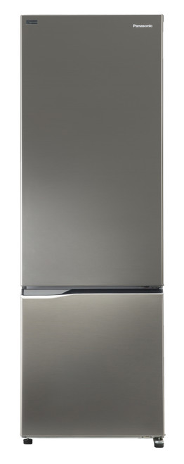 Panasonic 358L Stainless Steel Bottom Mount Refrigerator