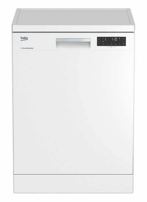 Beko White Dishwasher