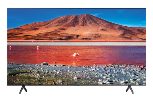 "Samsung 55"" 4K UHD 100MR Dual LED Smart TV"