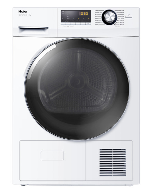 Haier 8kg Heat Pump Dryer - HDHP80A1