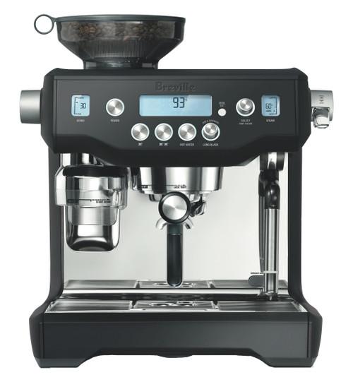 Breville The Oracle Espresso Machine Black Truffle