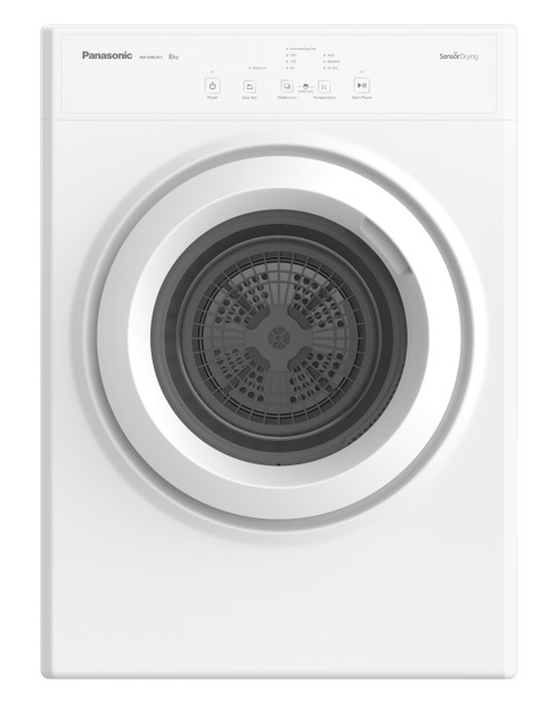 Panasonic 8kg Vented Dryer