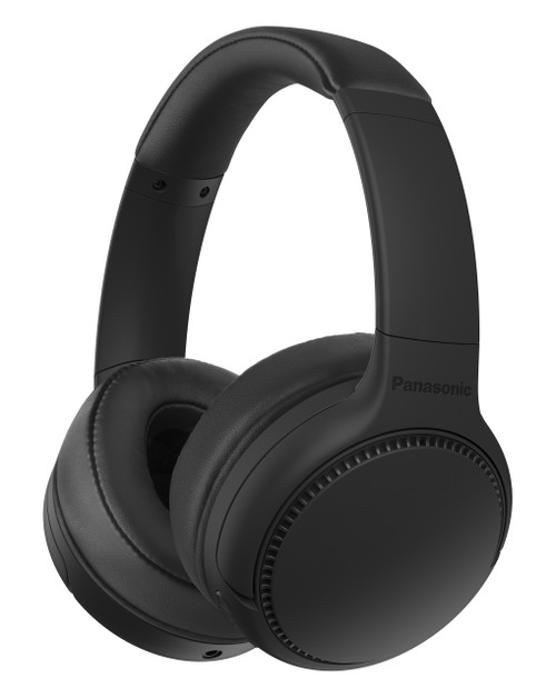Panasonic Deep Bass Wireless Headphones RBM300BEK