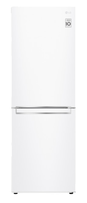 LG 335L Bottom Mount Refrigerator - White