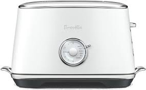 Breville Luxe 2 Slice  Toaster - Sea Salt
