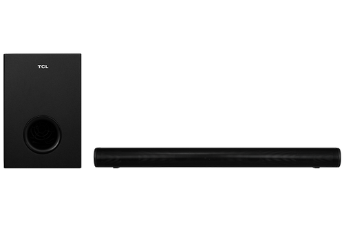 TCL 2.1 Ch Soundbar with Wireless Subwoofer