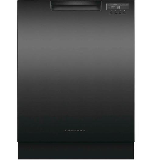 Fisher & Paykel 60cm Built Under Dishwasher - Black Finish