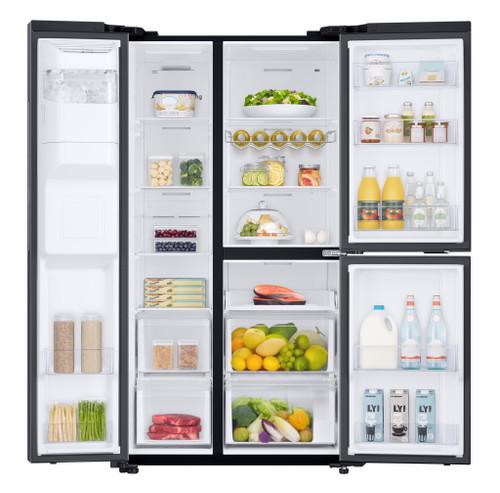 Samsung 621L Side by Side Fridge Freezer