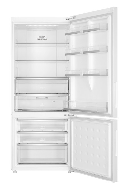 Haier 450L Bottom Mount Refrigerator - HRF450BW2