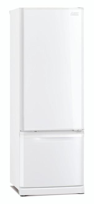 Mitsubishi Electric 390L Bottom Mount Refrigerator
