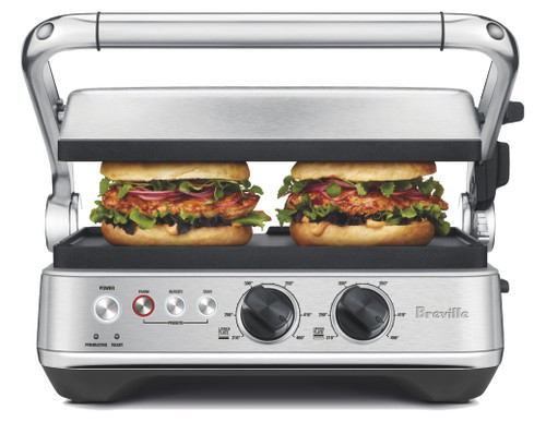 Breville The Sear & Press Grill
