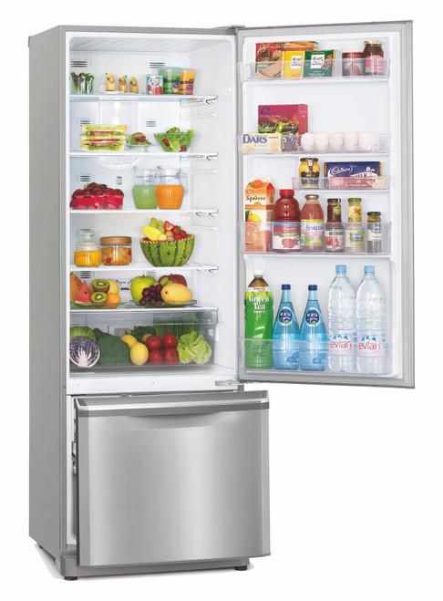 Mitsubishi Electric 390L Bottom Mount Refrigerator - MRBF390EKSTA2