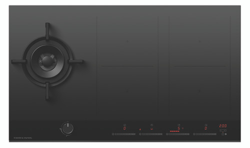 Fisher & Paykel Induction & Gas Cooktop