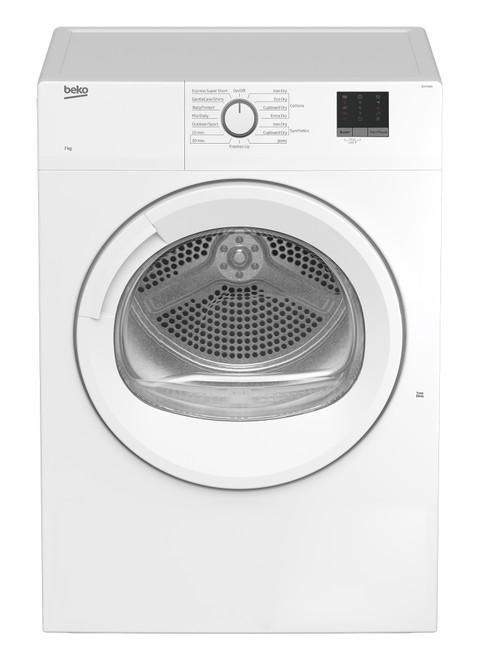 Beko 7 Kg Sensor Vented Dryer -