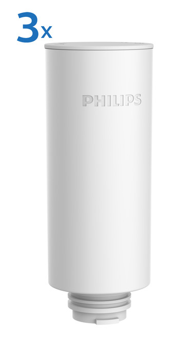 Philips Filter Cartridge 3 Pack