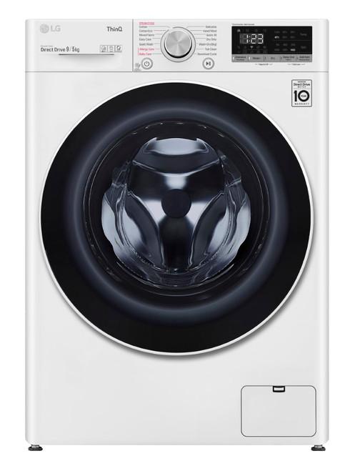 LG 9kg Front Load Washer 5kg Dryer Combo