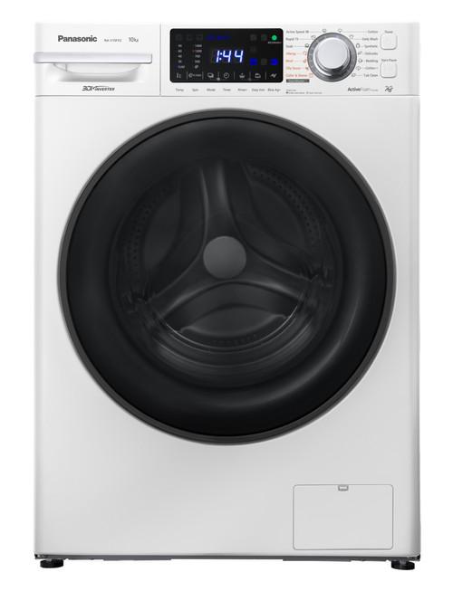 Panasonic 10kg Front Load Washing Machine - NAV10FX2